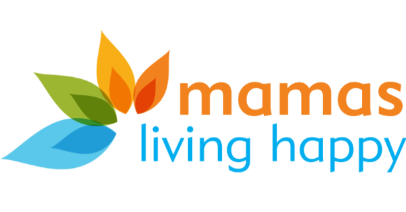 Mama's Living Happy Logo