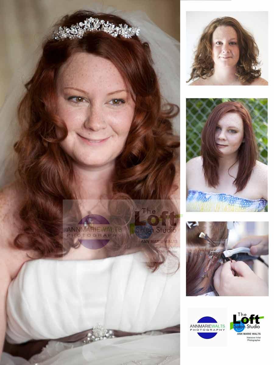 hair extensions near me by ann marie walts