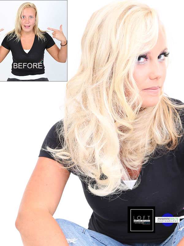 best hair extension makeovers near me