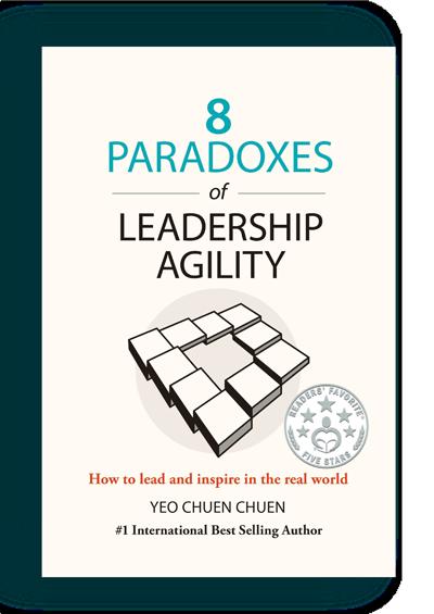 book agile leadership award-winning