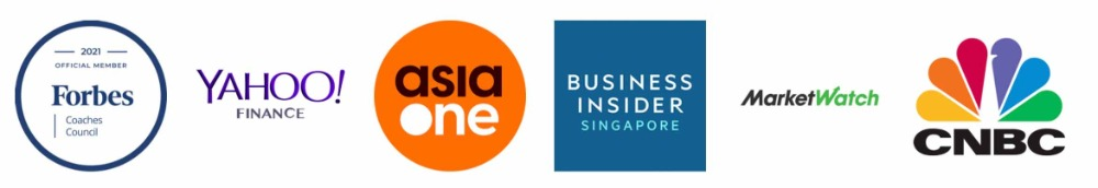 Sharing insights for leadership performance on Forbes, Yahoo, Business Insider Singapore