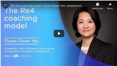 Chuen Chuen talks to peopleHum about Re4 Coaching Model