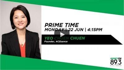 Interview with MoneyFM on primetime