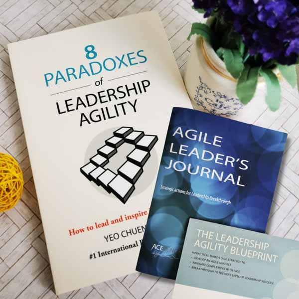 Agile Leaders Advancement Kit to increase your development