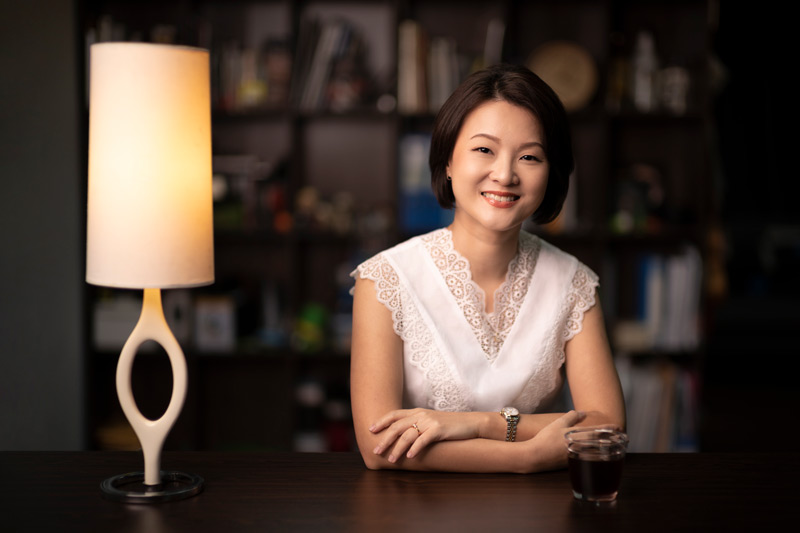 Yeo Chuen Chuen Leadership Agility Coach, Women Leadership